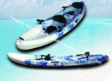 安い釣カヤックLLDPEの坐上釣Kayaka