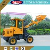 ACTIVE 1.0 Tonnen-Vorderseite-hydraulische Minirad-Ladevorrichtung AL910/ZL10