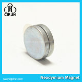 Piccolo Round Disc Neodymium Magnet per Magnetic Packing Box