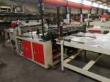 La grande vitesse Dual Channel Sac No-Stretching Making Machine