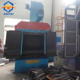 Qingdao Antai tuimelt het Vernietigen van het Schot van het Type van Riem Machine voor Lopende band