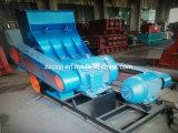 石炭の脈石の生産の使用の両極粉砕機の二段式押しつぶす機械