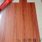 La decoración de alimentación de goma pisos laminados de madera de teca Australia