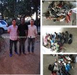 Verwendete Schuhe in Ballen-Masse verwendeten Schuhen für Verkauf