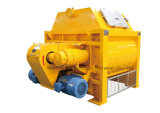 Ktsa1000, Ktsb1500, misturador concreto do eixo Ktsb2000 gêmeo