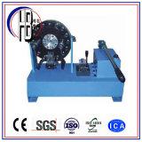 中国の最もよい製造業者ゴム製ホースのための2インチまで手動ホースのひだが付く機械