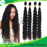 100%年のHuamnの毛の拡張8Aバージンのブラジル人の毛