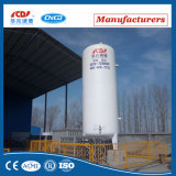 Pressão alta GB Lox criogénicos Lin Lar GNL do tanque de armazenamento criogénico