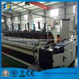 Existencias del precio de la máquina del papel higiénico el rebobinar de la producción en fábrica