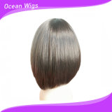 Großhandelsqualitäts-Kurzschluss-synthetische Haar-Perücke