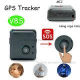 Nieuwste Kleine GPS Drijver met GPS+Lbs+Agps (V8S)