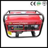 tipo generador portable de 2.5kw 2.5kVA Loncin de la gasolina