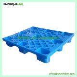 9 pés de HDPE de plástico durável para transportar paletes de malha