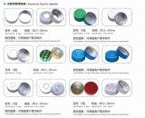 Pharmacuetical-Mover de un tirón del casquillo/del casquillo de aluminio