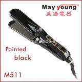 Fer plat de la mode M511 de cheveu spécial neuf de Digitals