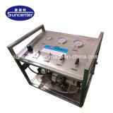 Suncenter 판매를 위한 압축 공기를 넣은 수압 시험