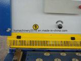 Машина вырезывания гильотины листа металла QC12Y-8X3200 режа