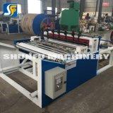 Sierra Shunfu cortando el rollo de papel de la máquina para equipos de la línea de producción de papel servilleta