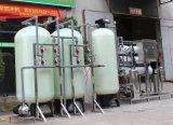 Máquina bebendo do tratamento da água para tratar a água de cidade/água subterrânea/água do rio/água de mar