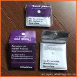 Plastik-EVA Pocket Aschenbecher Belüftung-