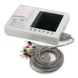 Digital 3-Channel Color Electrocardiograph EKG ECG-Stella
