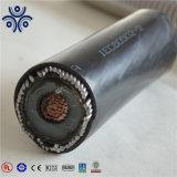35мм2 6/10кв с одним ядром медный проводник XLPE короткого замыкания кабеля питания