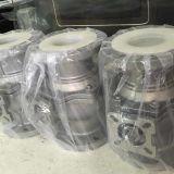 CF8m 150lb 2PC Válvula de Esfera flutuante com a norma ISO 5211 Coxim de montagem