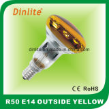 Refelctorの多彩な球根の外のR50-E14 25W