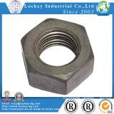 Clase 8 Tuerca hexagonal Tuerca hexagonal Hexagonal Final de la tuerca de acero de aleación