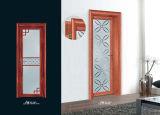 Porte d'aluminium de porte en métal de garantie de qualité