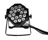 diodo emissor de luz PAR de 5in1 18PCS para Party DJ Party Stage (HL-029)