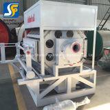 Pulpa de papel la máquina de moldeo/Bandeja de huevos de la línea de producción de huevos de papel/máquina 2500PCS