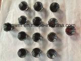 Crogiolo del tungsteno con temperatura elevata per spessore 5mm della parte inferiore del metallo di fusione