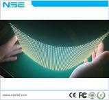 Farbenreiche kreative flexible weiche Innen-LED-Bildschirmanzeige RGB-P4