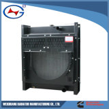 radiador de aluminio modificado para requisitos particulares serie de la refrigeración por agua de 6ltaa-8 Cummins