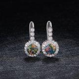 De beste Fabriek van de Oorring van de Klem van de Daling van de Juwelen van de Kwaliteit 18K Gouden Opalen