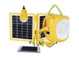 Горячая продажа на солнечных батареях света для наружного освещения с USB зарядное устройство для мобильных телефонов