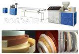 プラスチック木製の端バンド機械、PVC端バンディングの放出機械