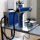 금속 Jewelry/ABS/PP/PC를 위한 자유로운 출하 20W 30W 50W 섬유 Laser 표하기 조각 기계