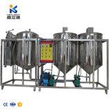 Désodorisation comestibles de plantes d'huile de graines de pin de cuisson de la machinerie de l'écrou de l'Arachide de semences de noyer le raffinage du pétrole la machine