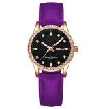 도매 주문 Quartz Gift 보석 형식 숙녀 손목 시계