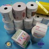 Rolo de papel térmico/Caixa registradora para ATM POS rolo