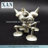 カスタム骨董品3D亜鉛合金の金属の記念品