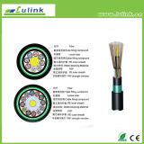 Haute qualité ADSS Outdoor 24 Câble fibre optique de base