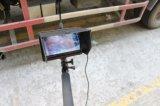 macchina fotografica telescopica lunga dell'endoscopio di 5m Palo 1080P, video periscopio, macchina fotografica rigida di controllo dell'endoscopio con 7 pollici DVR