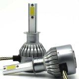 C6 H1の穂軸LED車のヘッドライト