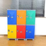 Ginásio eletrônico Locker com armário de bloqueio