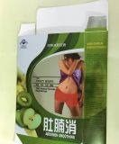 Extrait de fines herbes Le lissage de la perte de poids de l'Abdomen Slimming Capsules
