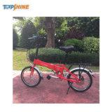 Bici elettrica astuta della batteria di litio del sistema 36V/8A di crociera di inerzia
