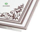 Matériau de construction en aluminium de haute qualité plafond décoratif pour le ménage